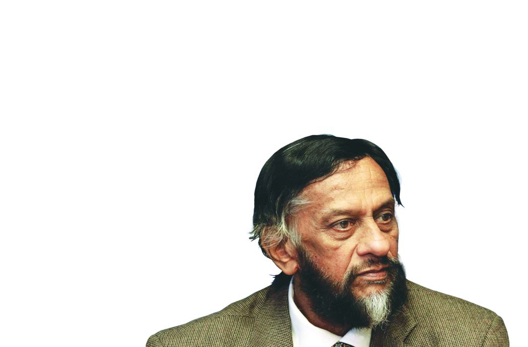 Charges framed against RK Pachauri in sexual harassment case
