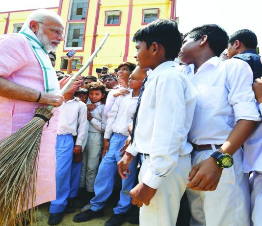 Swachh Bharat: The Waste Land