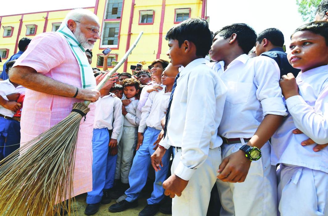 Swachh Bharat: The Waste Land