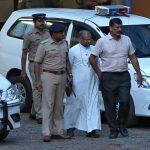 Bishop Franco Mulakkal under arrest