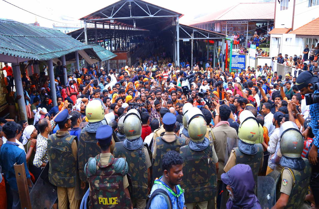 Sabarimala: Temple Board to Decide today on Stand to be taken in SC