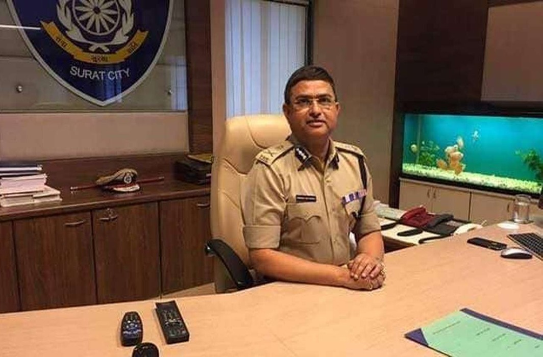 Relief for Rakesh Asthana