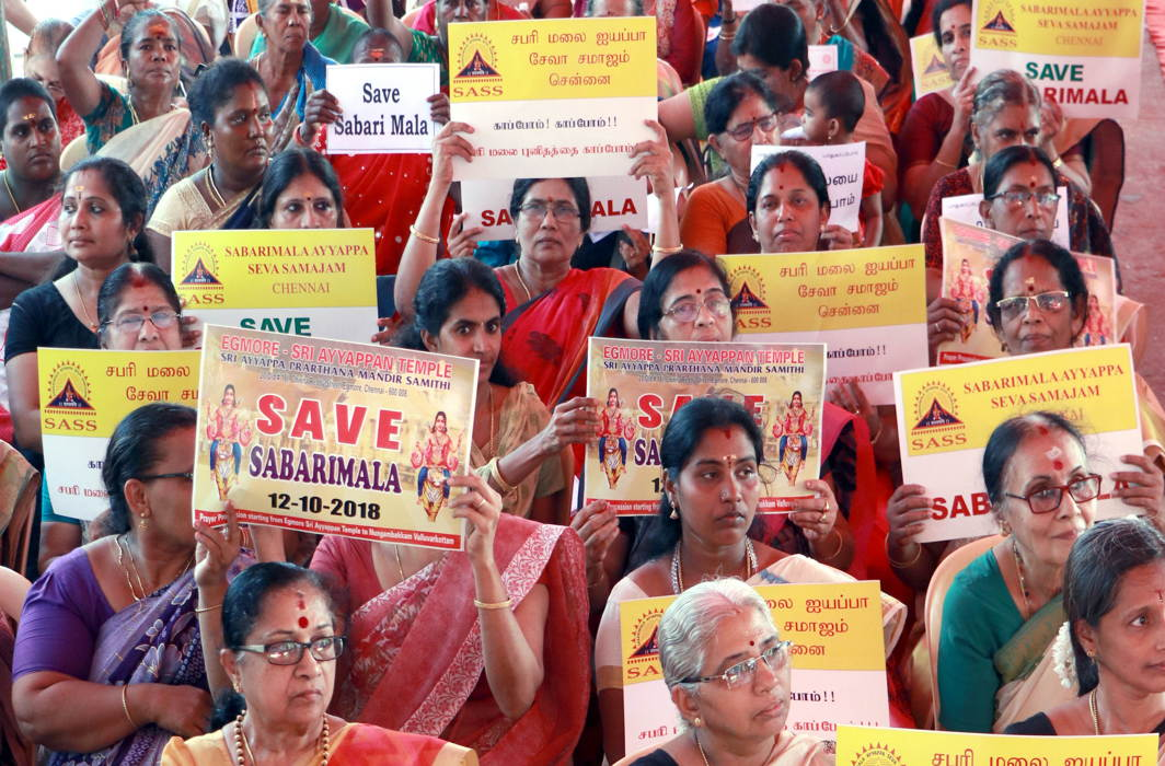 Sabarimala: A Lull in the Tempest