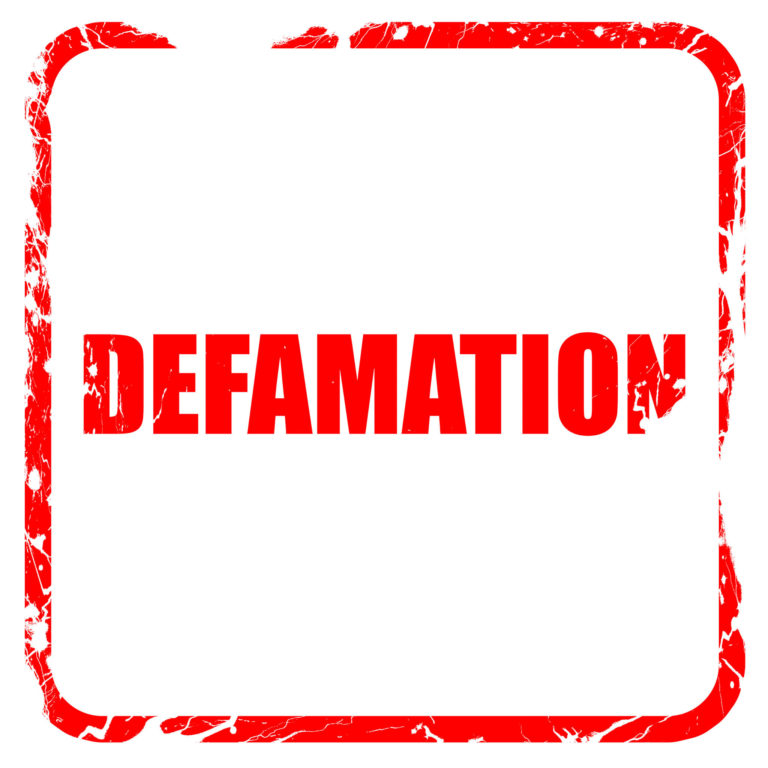 Defamation: Forum of Catastrophic Convenience?