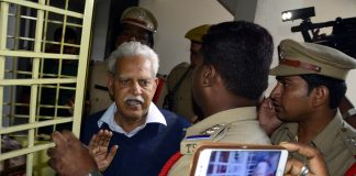 Activist Varavara Rao Arrested At Midnight, Remanded Till Nov 26