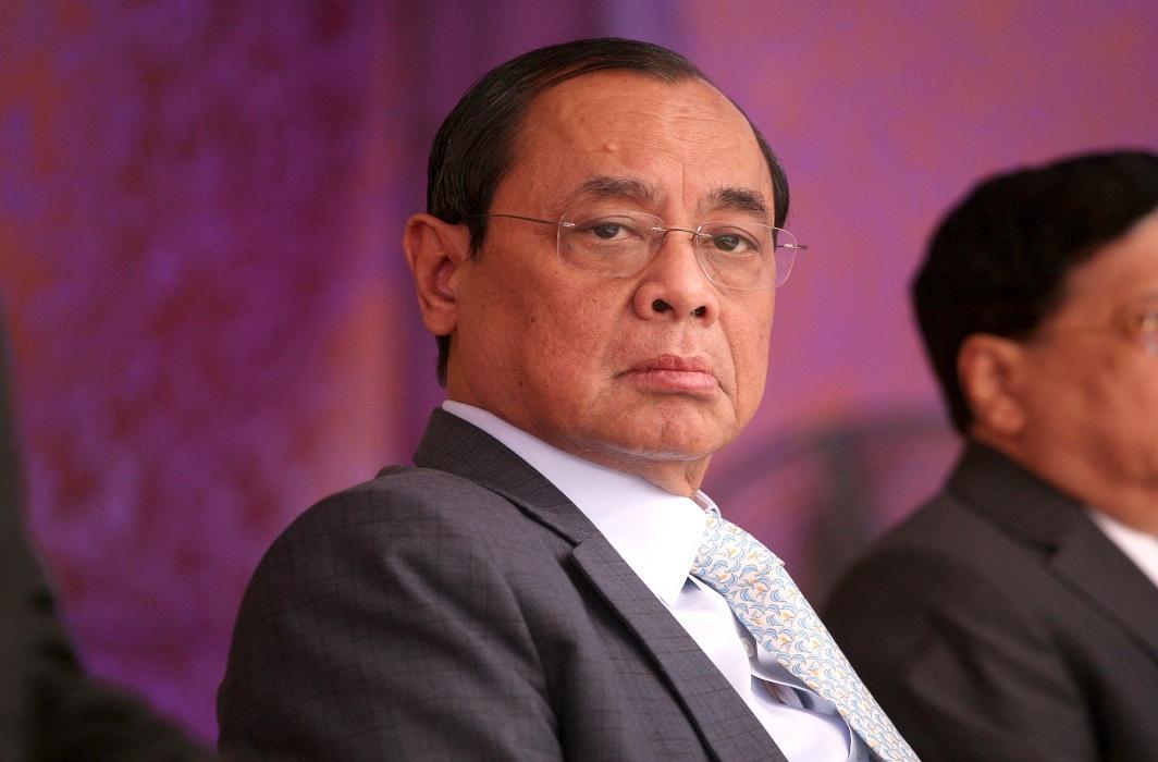 Justice Ranjan Gogoi