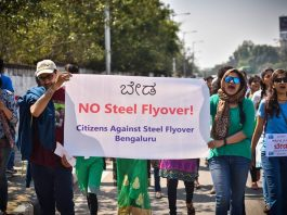 A series of protests had led the Siddaramaiah government to drop the project earlier/Photo: Shruthi Mohany/your story