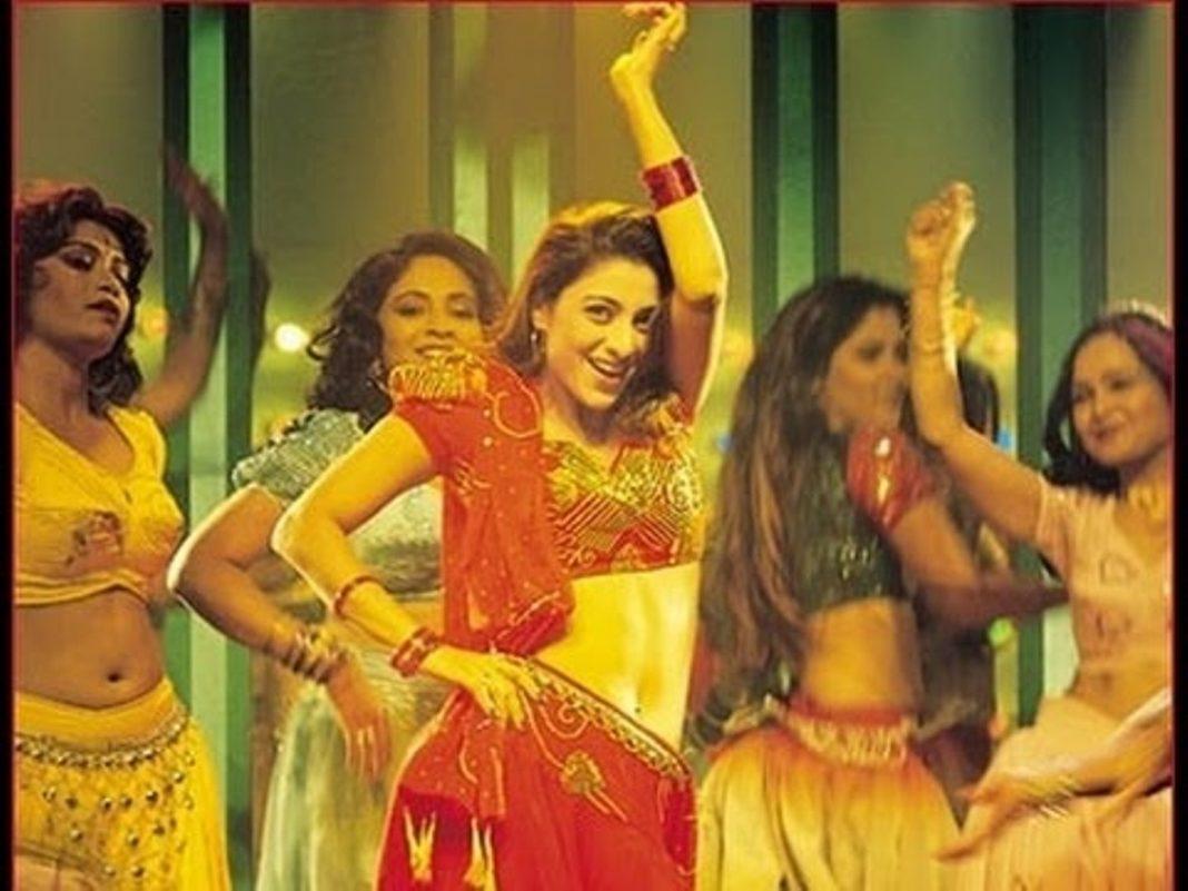A still from the film Chandni Bar