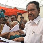 senior AIADMK leader M Thambidurai (file pic)/Photo Courtesy: UNI