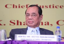 Chief Justice of India (CJI) Ranjan Gogoi