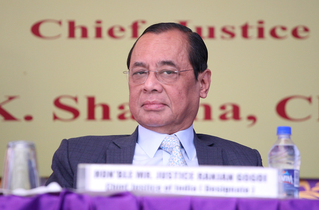 """Don't entertain any calls in my name"""", CJI Gogoi advises high court"""