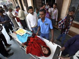 A patient after surgery at a hospital in Chhattisgarh. Lack of doctors and nurses is hampering the NRHM in the state (Representative image)/Photo: UNI