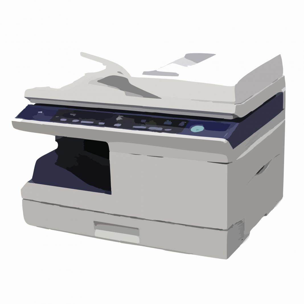 Digital Print and Copy Machine