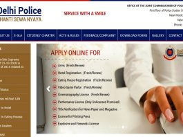 Online Gun Licences: Playing With Fire?