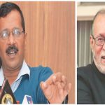 Delhi CM Arvind Kejriwal (left) and L-G Anil Baijal have been engaged in a turf war due to the apex court's delay in deciding the case/Photos: UNI