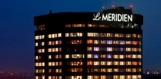 Le Meridian hotel