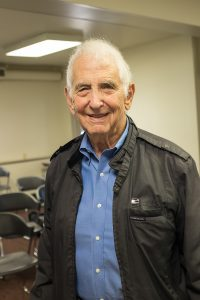 Ram has referred to US Daniel Ellsberg (above), who leaked the Pentagon Papers to The New York Times