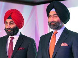 Shivinder Singh and Malvinder Singh. Photo/Facebook