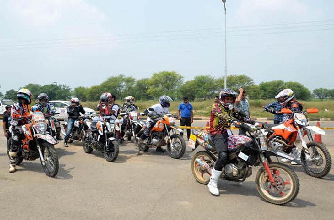 Youngsters driving noisy bikes in Chandigarh has become a menace for its residents (Representational image)/Photo: UNI
