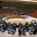 A meeting of the United Nations Security Council/ UN Photo/Eskinder Debebe