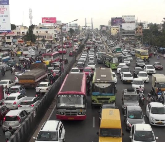 The PRRproject will decongest traffic and reduce air pollution in Bengaluru/Photo: Youtube