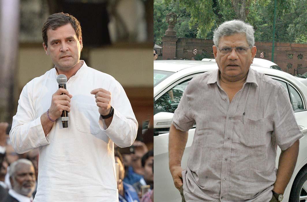Thane Court Summons Rahul, Yechury on Defamation Plea by RSS Activist