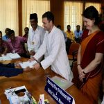 Rahul in Kerala, Files Nomination for April 23 LS Election from Wayanad