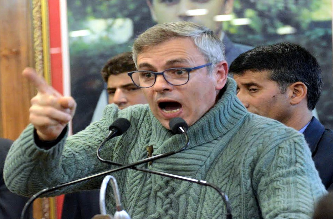 Omar Abdullah's proposal is hardly new but its timing has stirred up a political storm/Photo: UNI