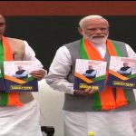 BJP releases manifesto for 2019 Lok Sabha elections