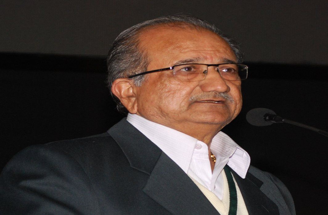 Gujarat minister Bhupendrasinh Chudasama