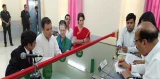 Amethi Election Officer Says Nothing Wrong With Rahul's Nomination Papers