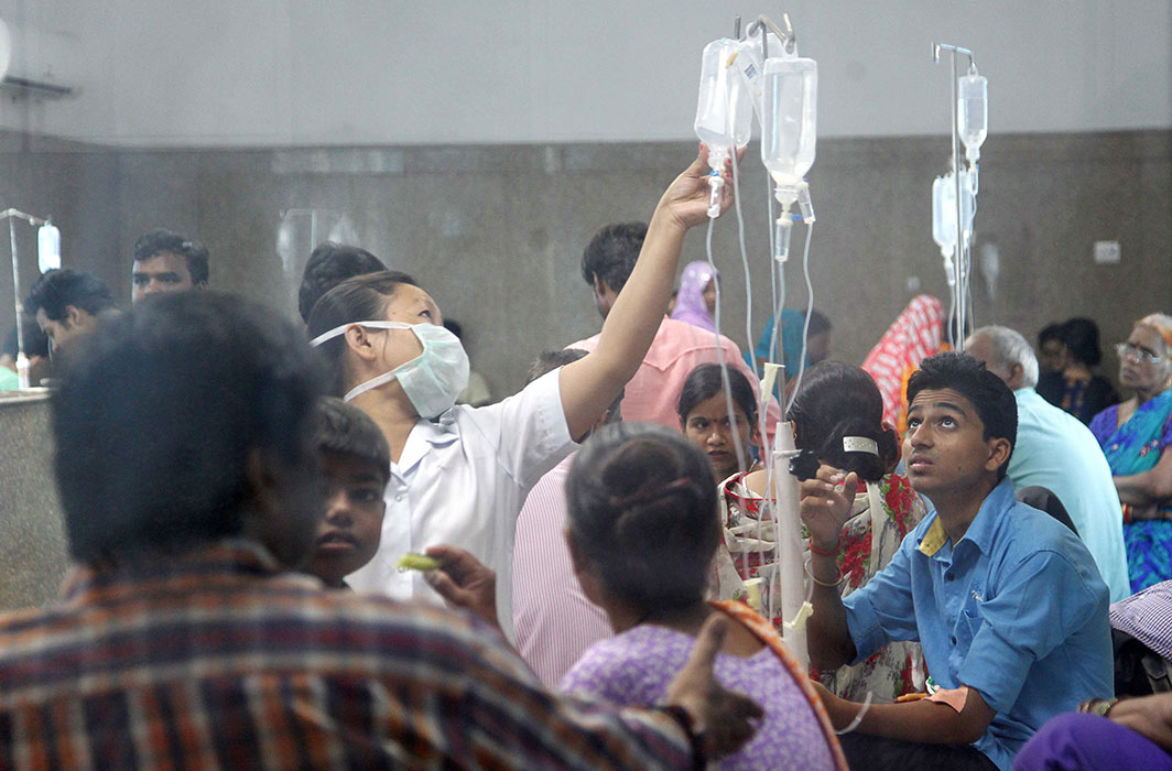 Delhi High Court orders a committee to inspect dilapidated health facility in Delhi Government Hospital
