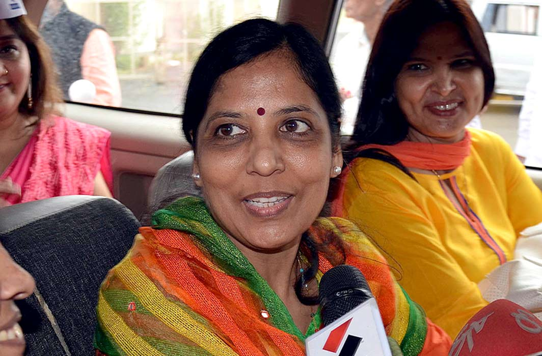 Delhi Court Summons Electoral officers Over Sunita Kejriwal's Alled Two ID Cards