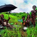 During Monsoons, Odisha's Koraput Tribe enjoys the Nature and works for Livelihood/Photo:Shiv's Photografia/ commons.wikimedia.org