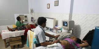 Ultrasound tests to determine the sex of the foetus are banned in India/Photo: UNI