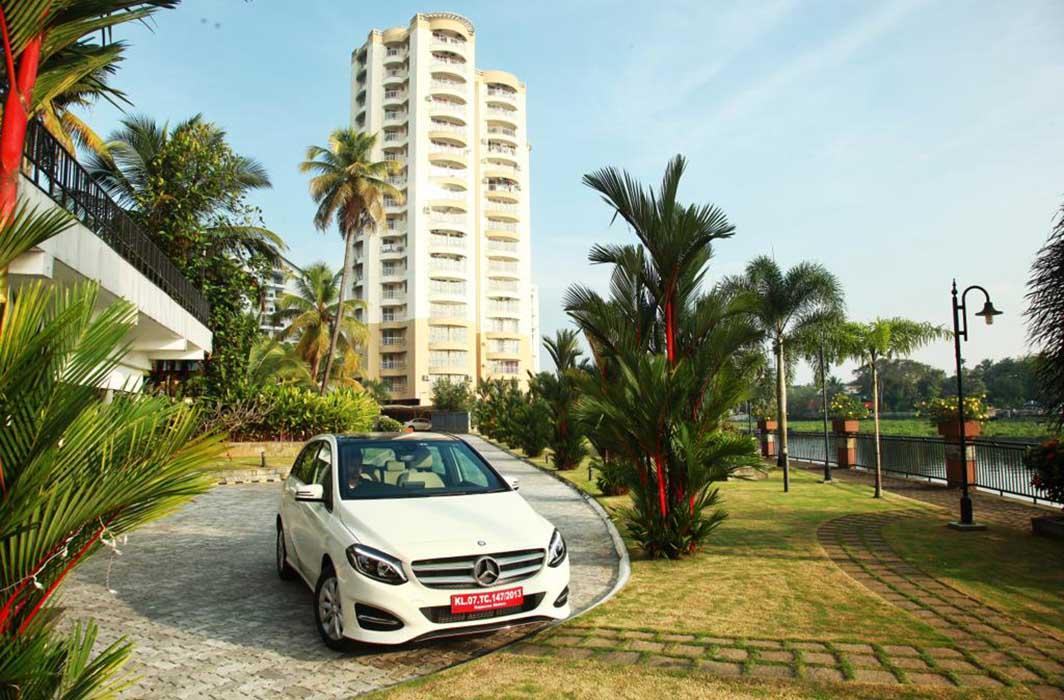 Alfa Ventures Apartments/Photo credit: India Legal