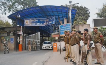 Tihar jail is amongst the largest prisons in the world, but it has poor amenities/Photo: UNI
