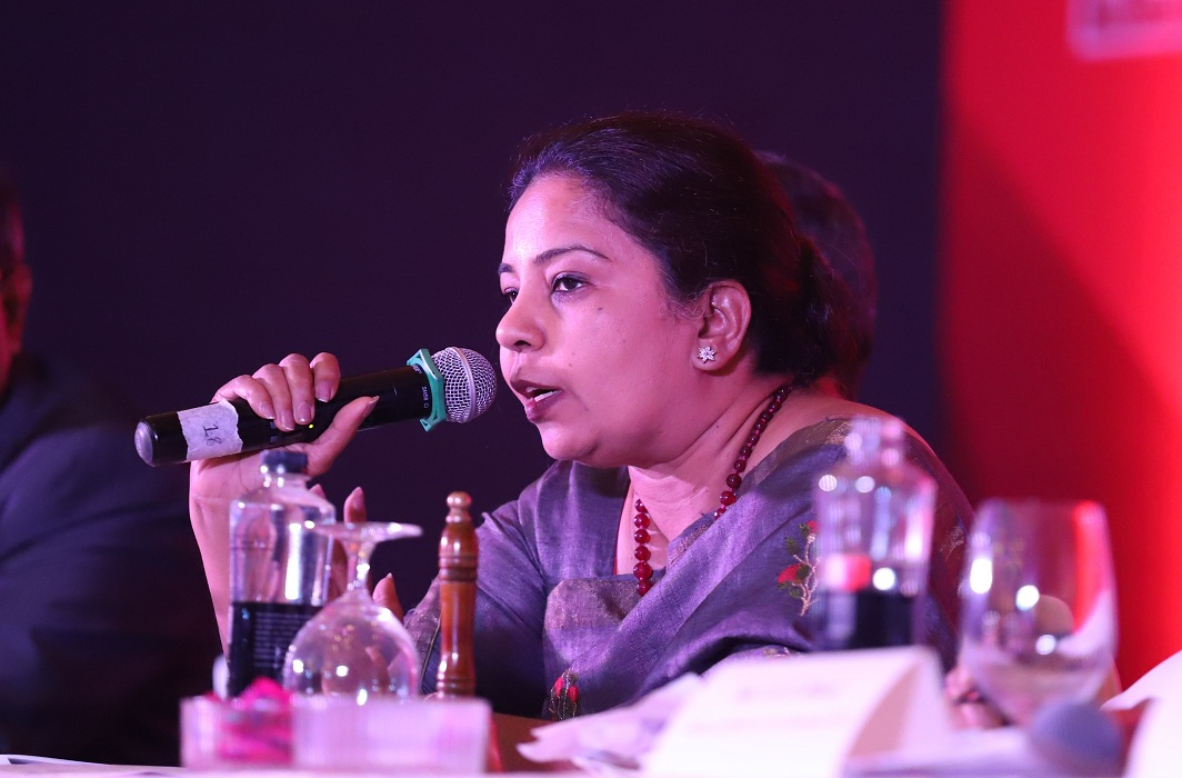 Justice J Bharati Dangre of the Bombay High Court was the chairperson of Technical Session II