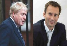 Boris Johnson (left) and Jeremy Hunt are in the race for the post of Britain's next prime minister/Photo: UNI and conservatives.com
