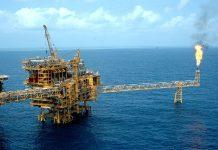 An ONGC offshore field