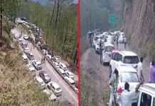 Traffic-congestions-in-Nainital