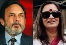 Prannoy Roy & Radhika Roy