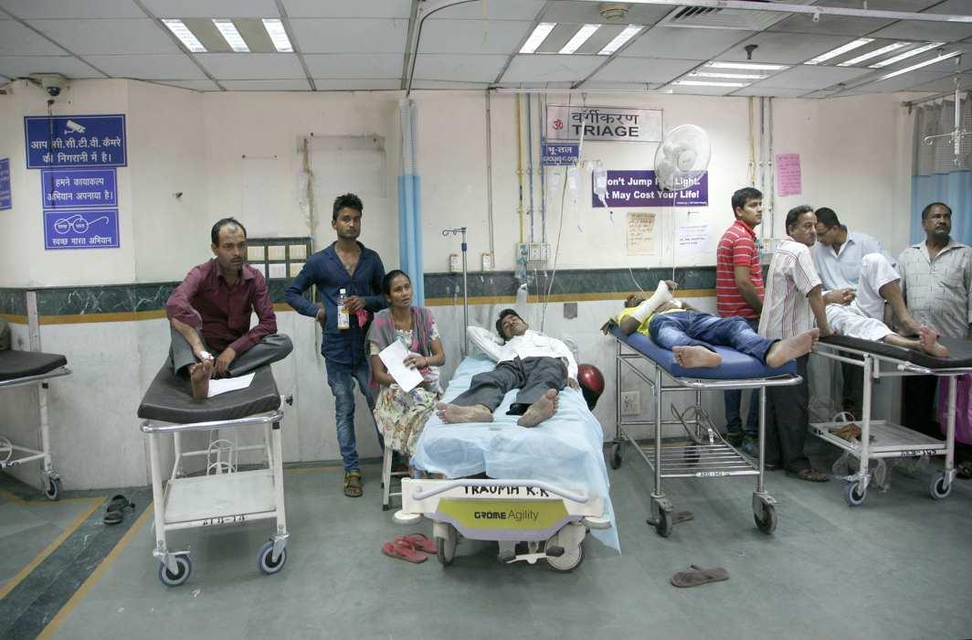 Govt hospitals