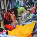 Muslims shopping at a cloth shop ahead of Eid-ul-Fitr in Mirzapur (file photo)/Photo: UNI