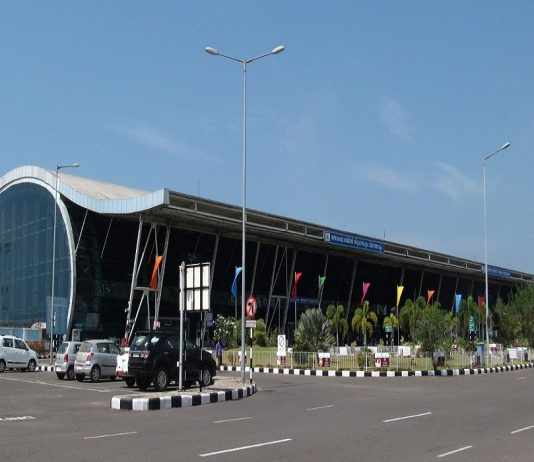 Thiruvananthapuram International Airport has suffered due to the predilection shown by the state government towards the Cochin airport/Photo: Muhammed Suhail/commons.wikimedia.org