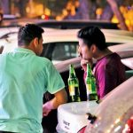 Consumption of liquor in a public place is a punishable offence under the Bihar Excise (Amendment) Act, 2016/Photo: facebook.com