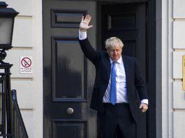 UK's New PM Boris Johnson: Close Encounters Of The Elephant Kind