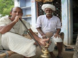 The Rajasthan government may find it difficult to implement the hookah ban in villages/Photo: Yann Forget/commons.wikimedia.org