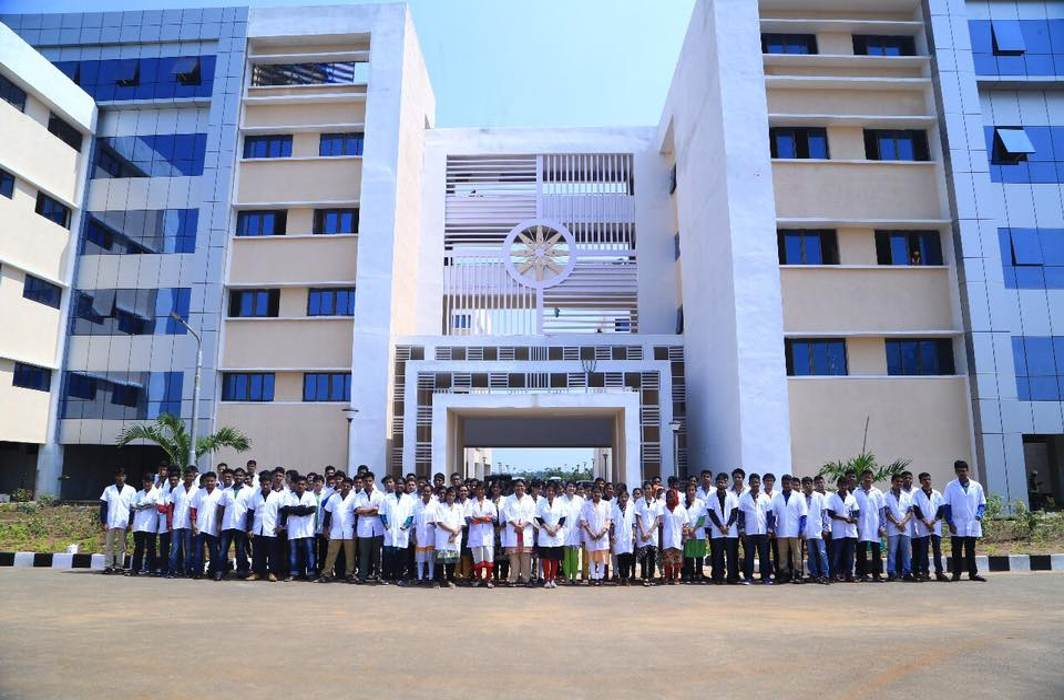 The proposed move will affect many medical students like those of the Raghunath Murmu Medical College & Hospital, Odisha/Photo:orissadiary.com