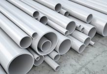 More durable and inexpensive, PVC pipes with lead are preferred for carrying water/Photo: enterslice.com